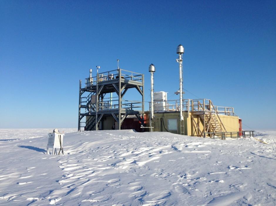 1 Alert, Nunavut